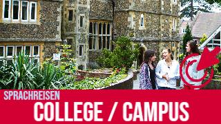 Schülersprachreisen College / Campus