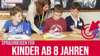 Schülersprachreisen für Kinder