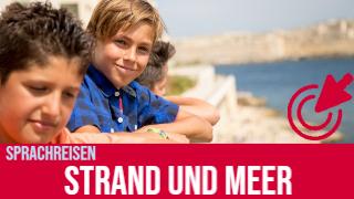 Schülersprachreisen am Meer