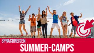 Sprachreisen Summercamps